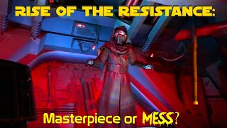 Rise of the Resistance: A Modern Masterpiece