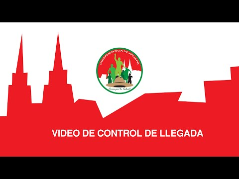Independenci de Jipijapa 6k Video DEMO