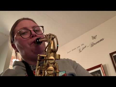 Personal Learning Project | Session #7 (Chromatic & Minor scales review, Excerpt - Last Christmas)