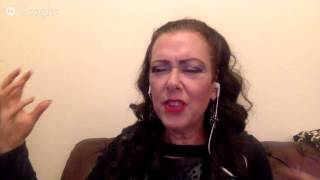 The Rev Mel Show with guest Francesca Gentille on TSRnetwork.com and Google Hangout