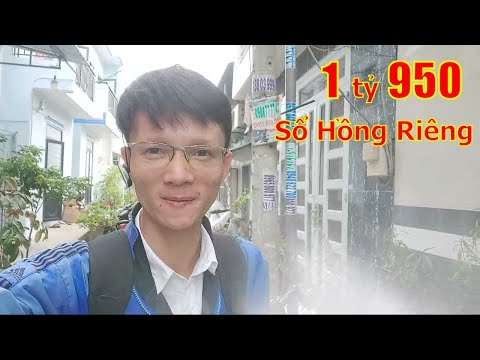 Livestream Bán Nhà 1 Lầu Hẻm 4m Tỉnh Lộ 10 Quận Bình Tân Dưới 2 Tỷ, Sổ Hồng Riêng
