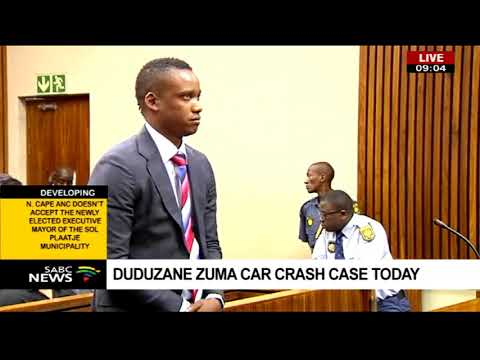 Duduzane Zuma's culpable homicide case postponed to 24 January 2019