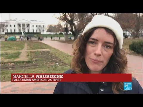 US - Palestinian Americans in DC anticipate Trump's Jerusalem announcement