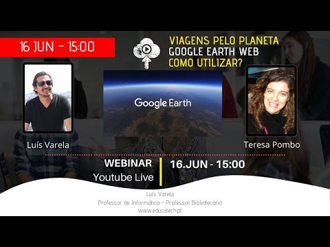 "Webinar ""Google Earth"