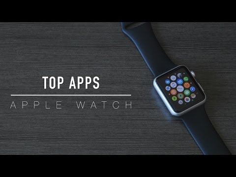 Top Apps for the Apple Watch! (2016)