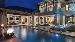West-Indies Inspired Neapolitan Estate in Naples,Florida