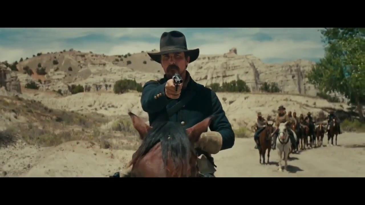 Download Hostiles 2017 Trailer   Adventure, Drama, Western Movie