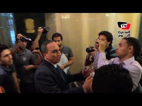 «سلامة» تعليقاً على اعتصام «الصحفيين»: ضد اقحام النقابة في السياسة  - 18:21-2017 / 6 / 15
