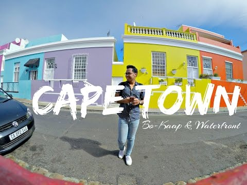 Emirates Cabin Crew Travelogue #42: Cape Town, South Africa (Bo-Kaap & Waterfront)
