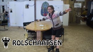 Bullcrab TV / #9: Rolschaatsen en de tandarts - UTOPIA (NL) 2018