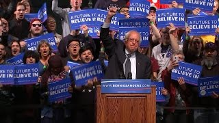 Bernie Sanders Wisconsin Primary VICTORY Speech [FULL REMARKS]