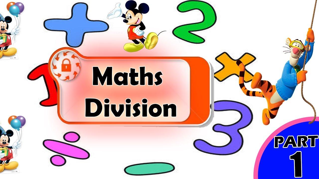 Division for Kids | Basic Division for Kids | Maths for Kids ...