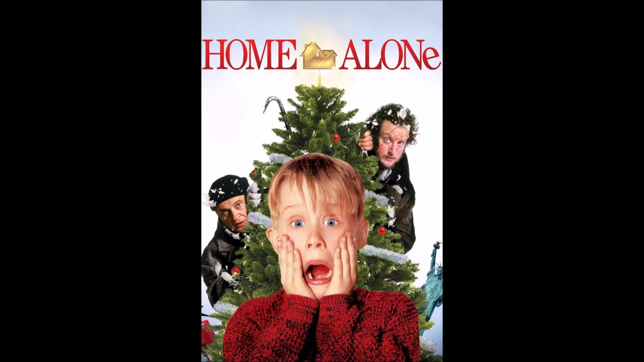 Home Alone Track 06 White Christmas Song From Holiday Inn - YouTube