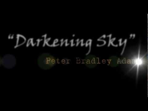Peter Bradley Adams - Darkening Sky lyrics (HD)