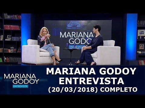 Mariana Godoy Entrevista (20/04/18)   Completo