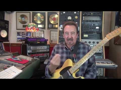 """Last Train To Clarksville"" guitar solo by Louie Shelton"