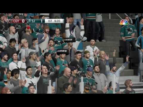 NHL 17 Goal Horns | San Jose Sharks