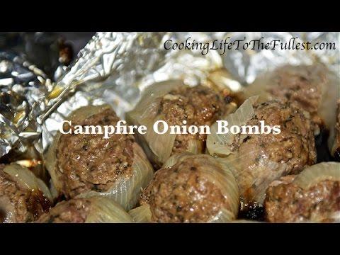 campfire onion bombs youtube