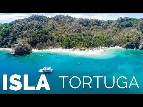 Tortuga Island Cruise | One Day Tour | Bay Island Cruises | Costa Rica