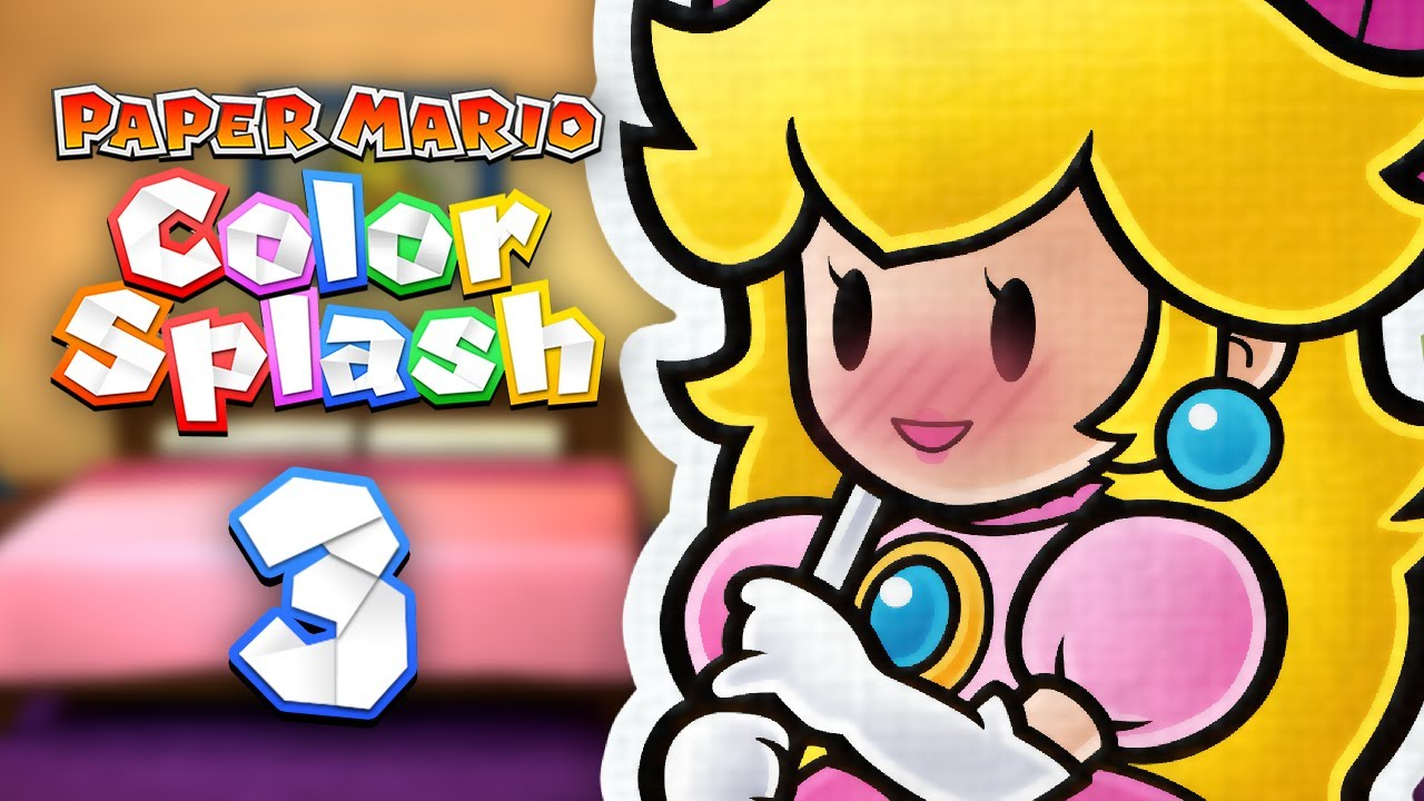 How To Find Room  In Paper Mario Color Splash
