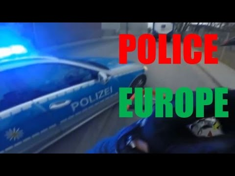 POLICE in ACTION [Dashcam Europe]