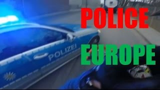 🔴 POLICE in ACTION [Dashcam Europe]
