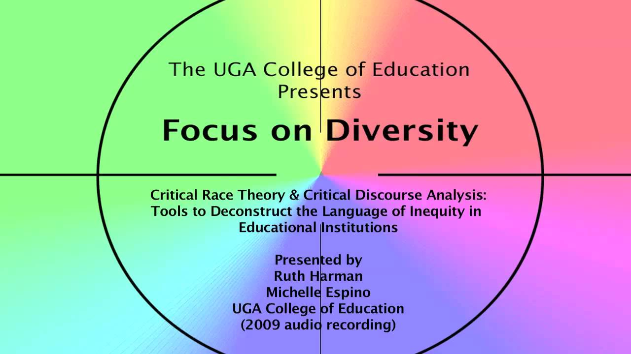 an analysis of critical race theory Scholars assert that critical race theory (crt) should be used  often devoid of  race in the analysis of legal cases, crt scholars offered a counter legal.