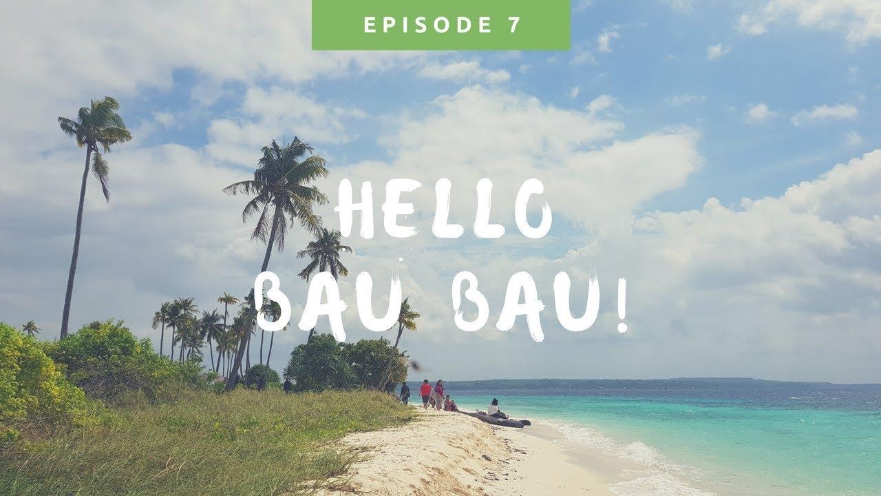Jelajah Wisata Bau Bau [ Wonderful Indonesia ]