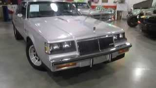 ***SOLD*** 1986 Buick T-Type 55k Miles, For Sale, Passing Lane Motors