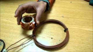 Inducción electromagnética entre bobinas