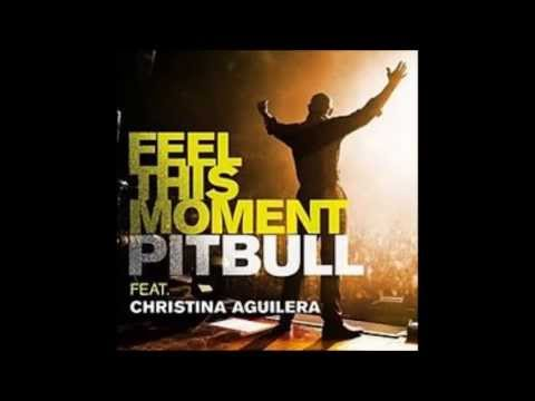 Feel This Moment (feat. Christina Aguilera) - [HD] [Speed-Up]