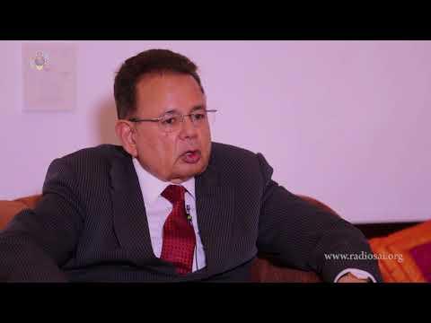 Conversation with Justice Dalveer Bhandari - Judge, International Court of Justice