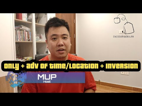 [Tiếng Anh THCS, THPT] Ngữ pháp – Đảo ngữ: Only + adv of time/location p2