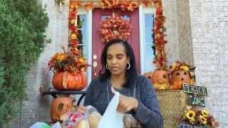 Fall Haul from Dollar Tree Y