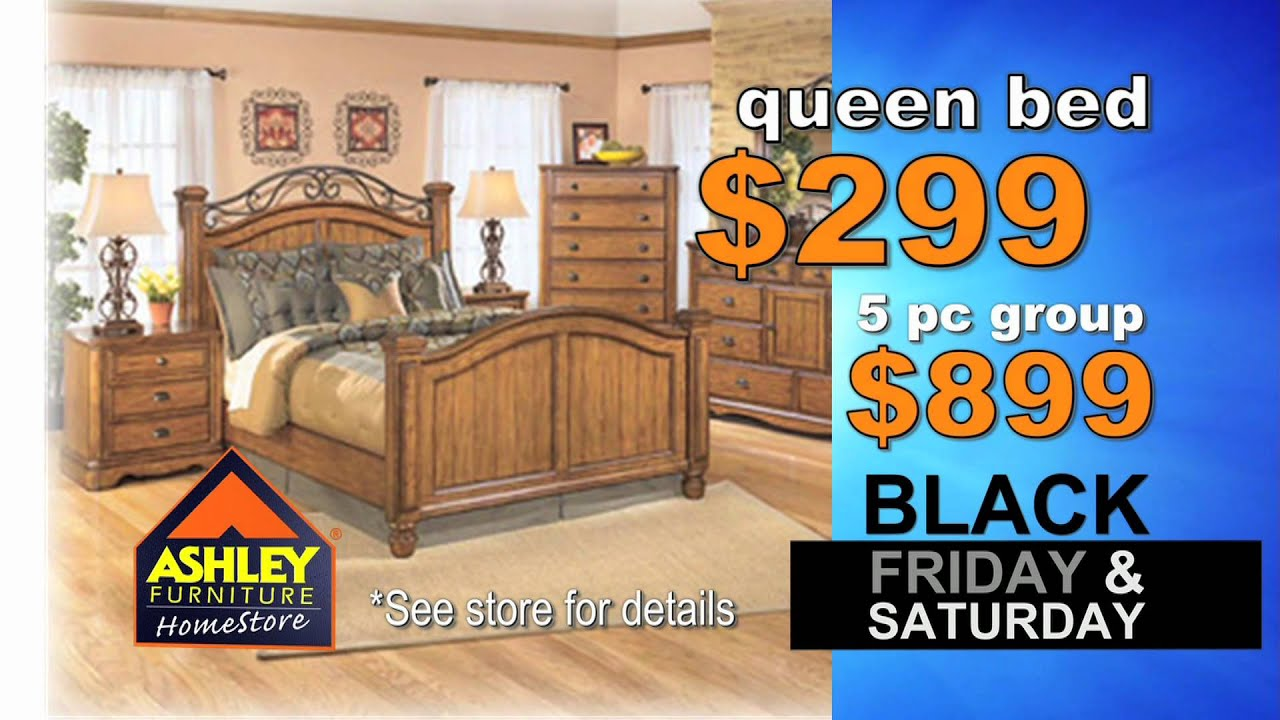 Ashley Furniture HomeStore in Bryant  1 Black Friday Sale 2011  YouTube