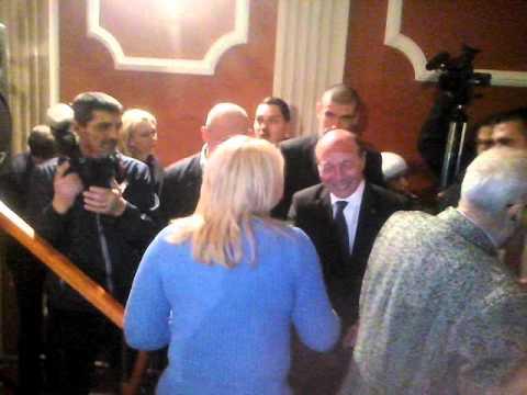 "Traian Basescu: ,,Eu nu am dat niciodata explicatii pentru ca mereu am fost un castigator!"""