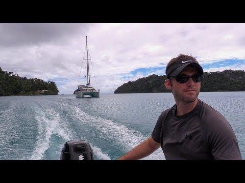 72 - Sailing Vanua Balavu's Inner Lagoon