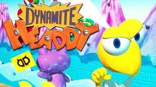 SEGA Forever - Dynamite Headdy