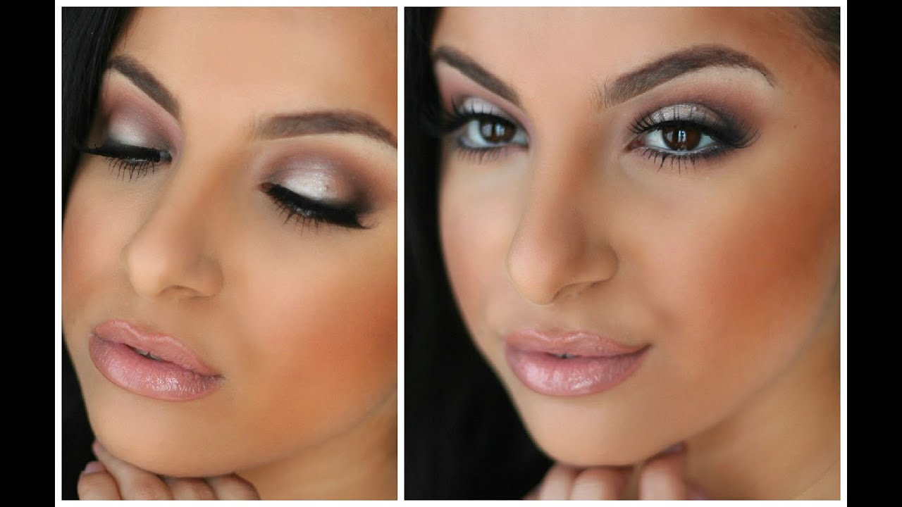 Affordable Soft and Elegant Prom Makeup Tutorial Makeup By ...