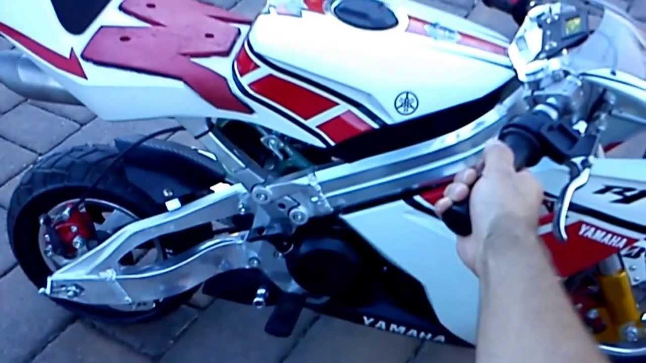Origami B1 Pocket Bike
