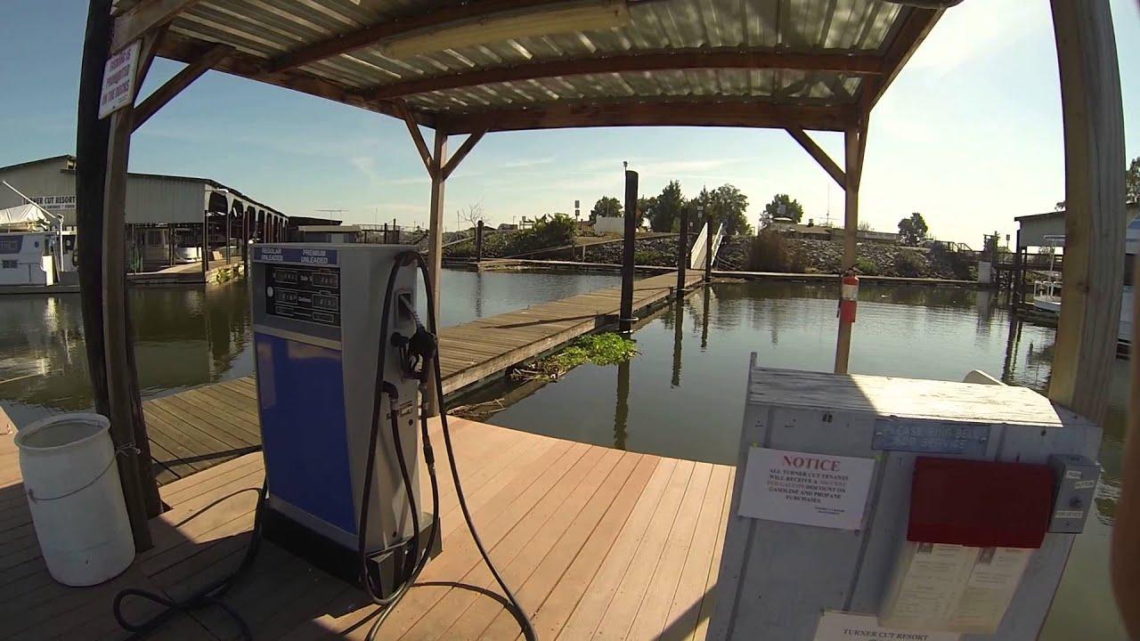 Whiskey Slough Marina Delta Boat Storage Launch Turner Cut