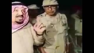 بالفيديو.. الأمير عبدالرحمن يوجه الجنود بإستبدال أطلق بـ «الله أكبر» - صحيفة صدى الالكترونية