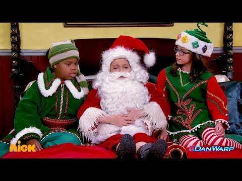 "Santa Calls Reggae Potato! | A Reggae Potato Christmas | ""Game Shakers"" 