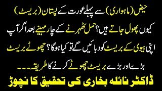 Haiz (Mahwari) Sy Pehle Aurat K Pistaan Q Phool Jate Hain   Urdu Lab