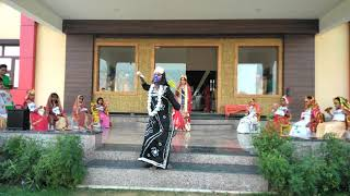 Heart Touching Dance - Kali Tandav | Real International School | Most Emerging School of Mathura