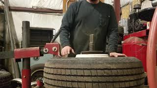 Coats tire machine 4050A