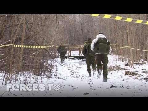 Utria Patrol: British Troops Pushed To Their Limits In Estonia | Forces TV