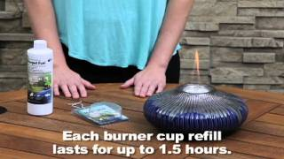 Organica™ Firepot Fuel Starter Kit Thumbnail