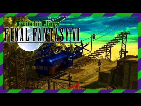 Final Fantasy 7 - Episode - 20 - Rails to North Coral