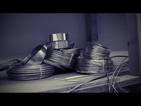 Kunsthandwerk LIVE - Der Aluschmied * Craftwork LIVE - the aluminium blacksmith